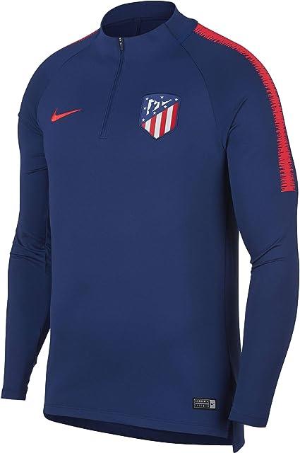 Nike Dry Atlético De Madrid Squad Hombre, Deep Royal Blue/Bright ...