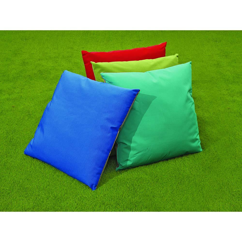 Discount School Supply Indoor/Outdoor 27'' Pillows - Set of 4 (Item # PILLOWAT)