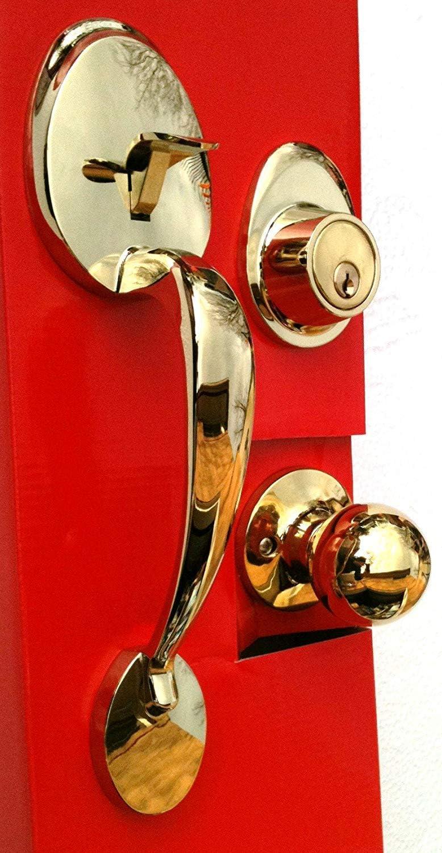 1 Entrance Security Lock Set Of 4 New Keyed Alike ULTRA Deadbolt Locks And