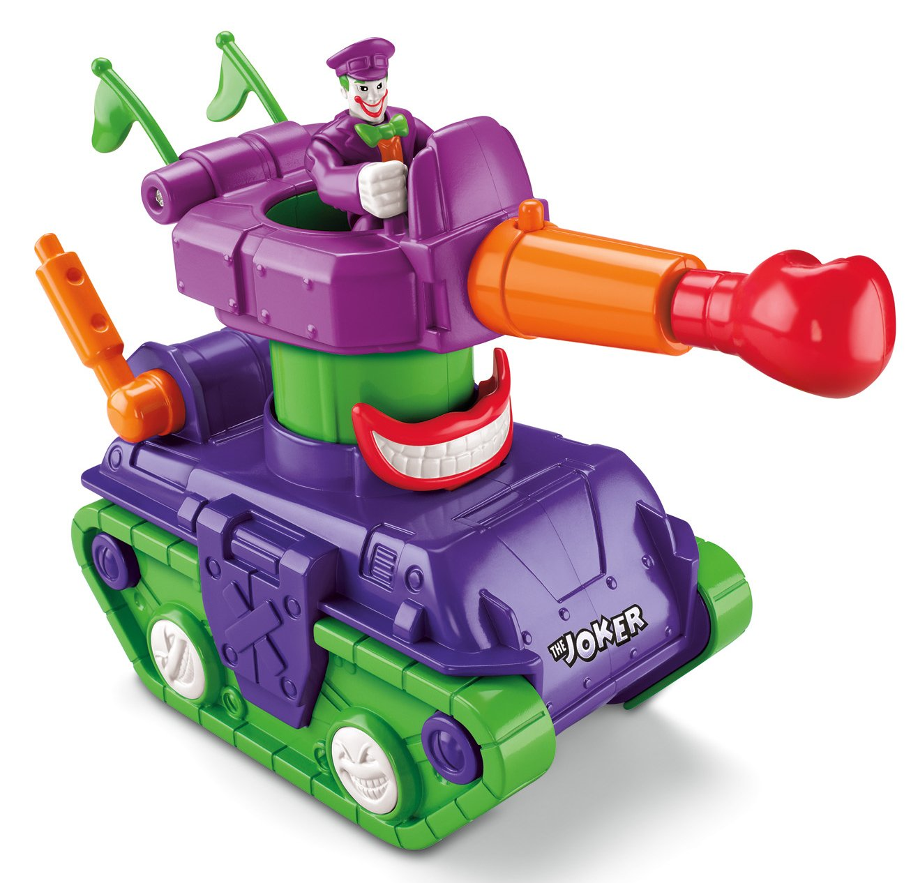 Fisher-Price Imaginext DC Super Friends Joker Tank Fisher Price W9540