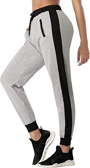 Sykooria Pantalones Deportivos Casuales para Mujer, Pantalones ...
