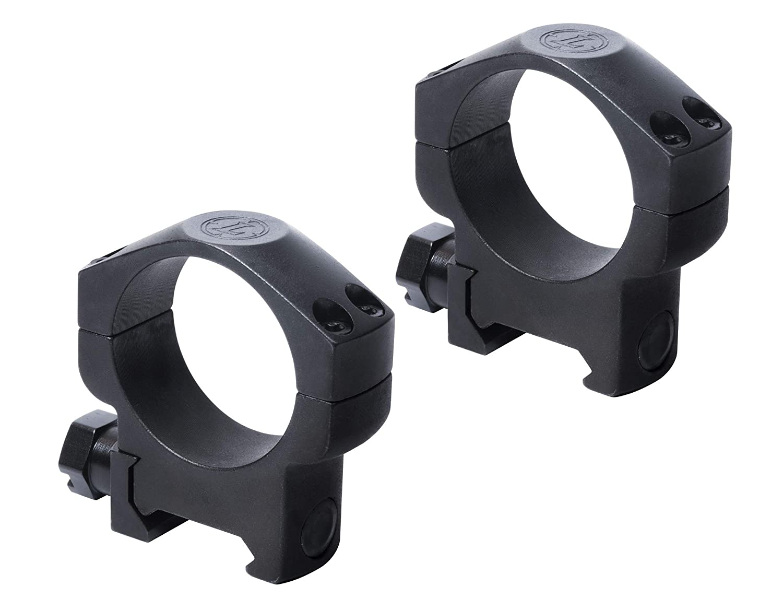 Leapers Inc, UTG BugBuster Riuflescope, 3-12x32mm, 1 Tube, Side AO, Mil-Dot Reticle, DT Rings, Black