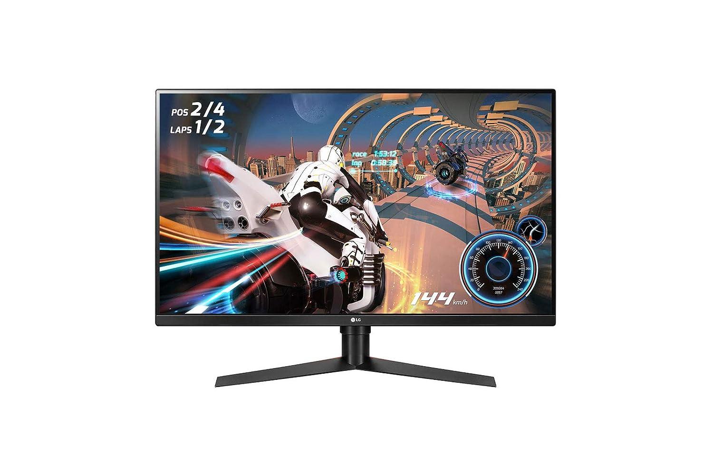 LG UltraGear 32-inch QHD Gaming Monitor 32GK850F-B with Radeon Freesync 2 Technology