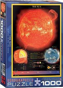 EuroGraphics Sun 1000 Piece Puzzle