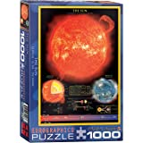Eurographics the Sun Puzzle (1000 Pieces)