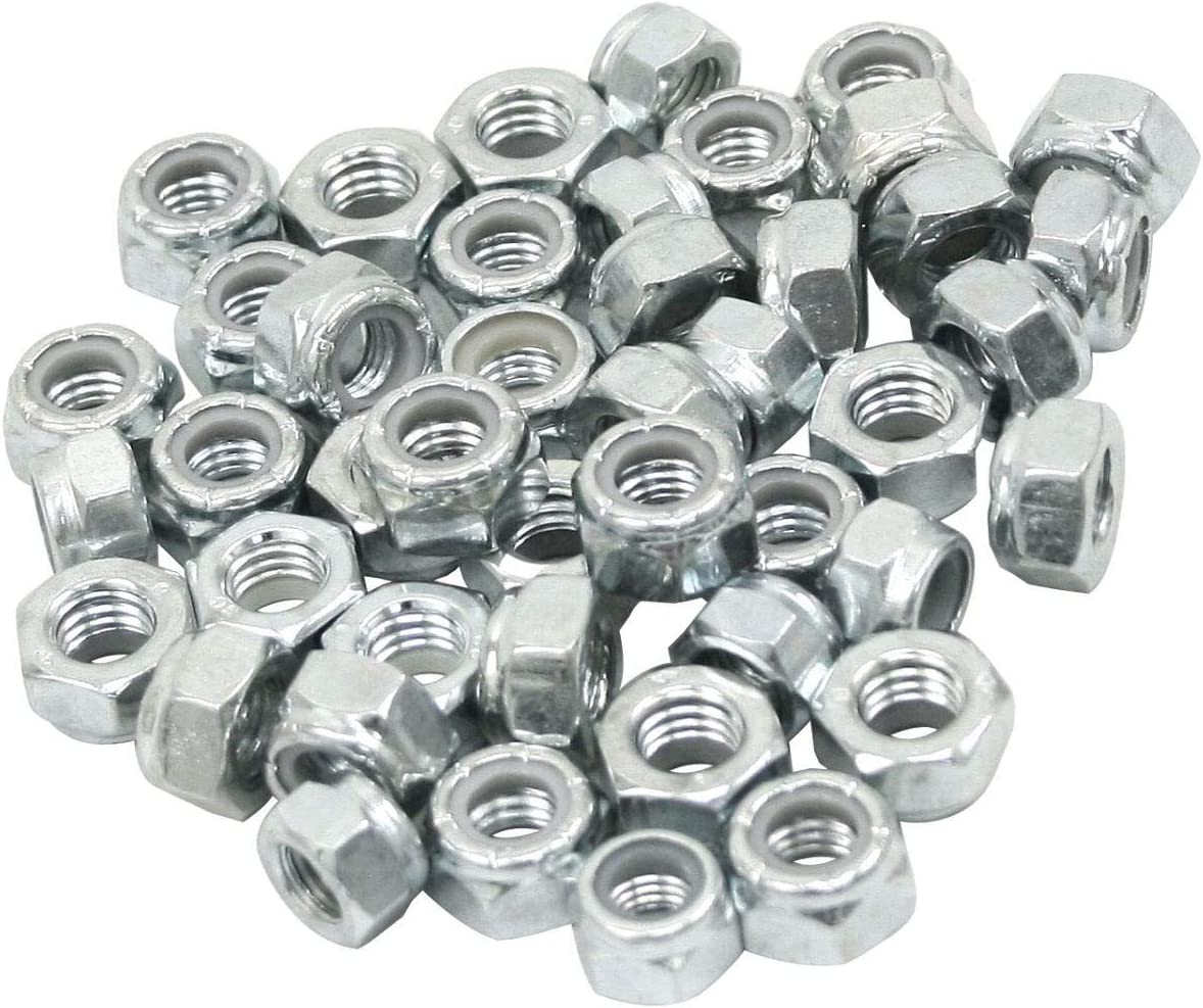 dune buggy vw baja bug ENGINE LOCK NUT KIT