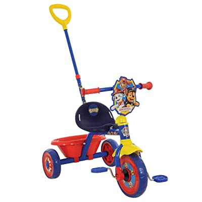 Paw Patrol M14522-01 Tricycle, Blue: Toys & Games