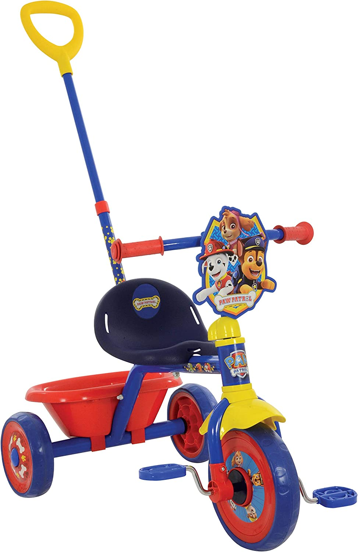 PAW PATROL Patrulla Canina M14522-01 Triciclo, Color Azul