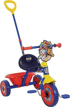 PAW PATROL Patrulla Canina M14522-01 Triciclo, Color Azul: Amazon ...