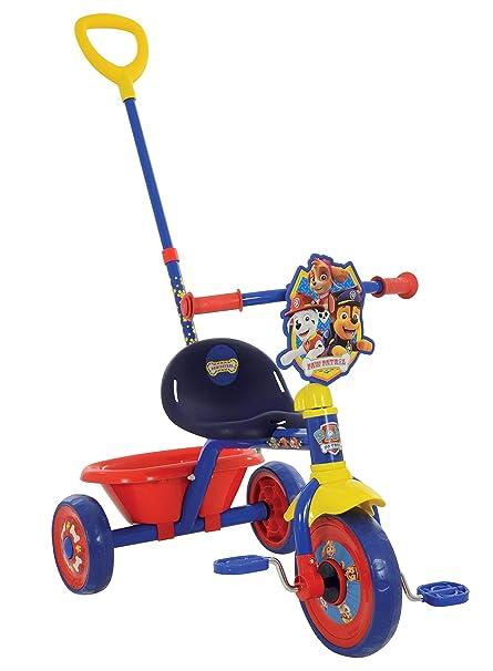 Amazon.com: Paw Patrol M14522-01 - Trícleo, color azul: Toys ...
