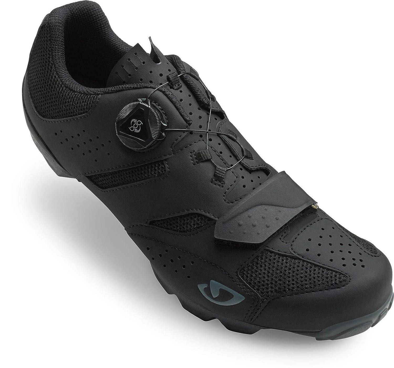 Giro Cylinder Hv+ Mtb Cycling Shoes 2019: Black 46   B075RP29RQ