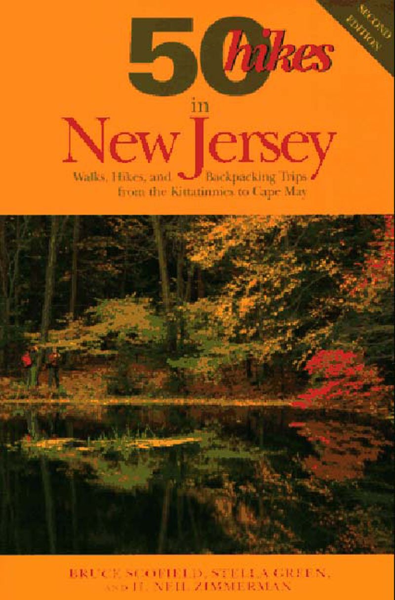50 Hikes In New Jersey Walks Hikes And Backpacking Trips From The Kittatinnies To Cape May 50 Hikes In Louisiana Walks Hikes Backpacks In The Bayou State Scofield Bruce Green Stella