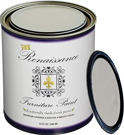 Amazon.com: Renaissance Pintura para muebles, acabado gis ...
