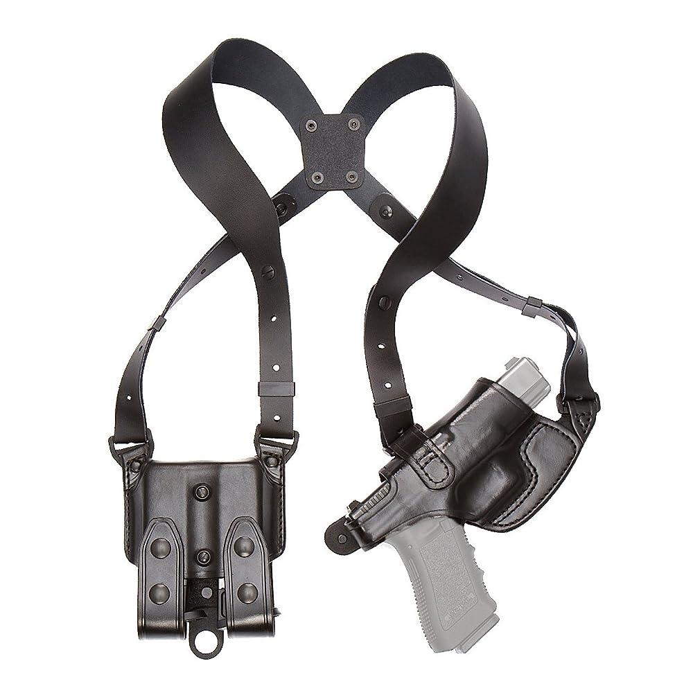 8. Aker Leather 101 Comfort-Flex Shoulder Holster