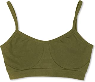 product image for Soul Flower Women's Organic Bralette Bra XL Olive