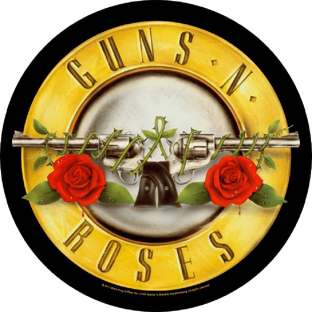 Guns N' Roses Bullet Logo Toppe schiena multicolore GUNS N' ROSES Grindstore