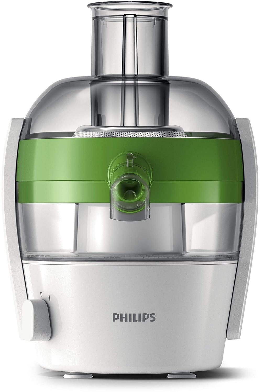 Philips Viva Collection HR1832/52 - Exprimidor (Exprimidor, Verde ...