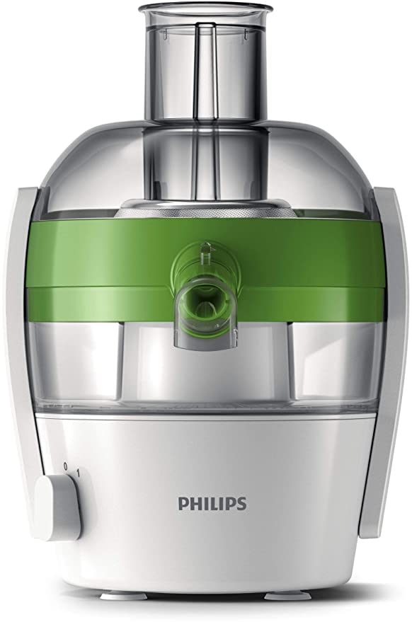 Philips Viva Collection HR1832/52 - Exprimidor (Exprimidor, Verde ...