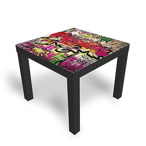 en Basse en avec Verre Plateau IKEA DekoGlas Verre et Table uFKlJT13c5