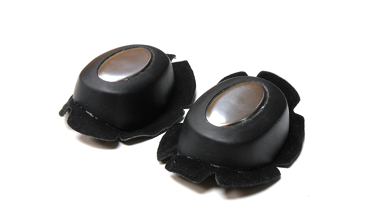Supporto per ginocchio di alta qualità, con piatto in metallo scorrevole per coppia. savillewhitle