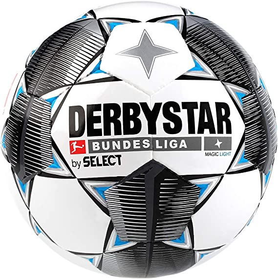 Derbystar Magic Light - Balón de fútbol para niños: Amazon.es ...