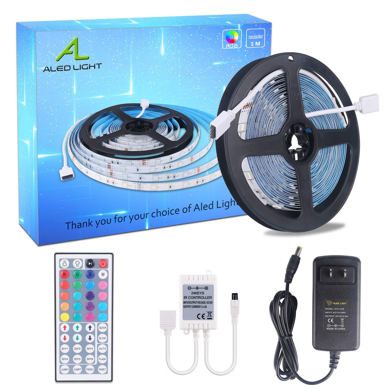 amazon com led strip lights kit aled light led flexible light rh amazon com