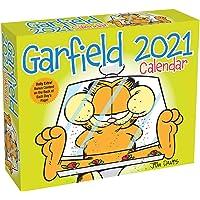 Garfield 2021 Day-to-Day Calendar
