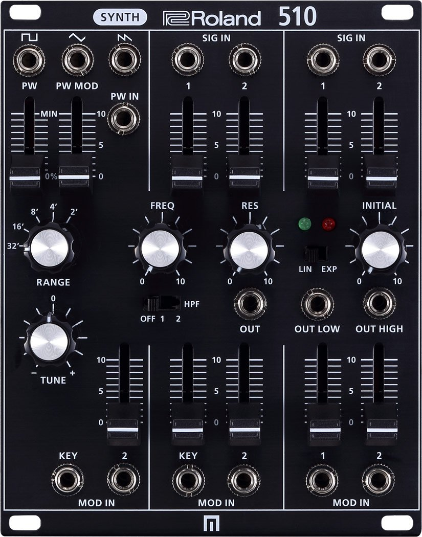 Roland 500 Series Synthesizer (SYS-510) by Roland
