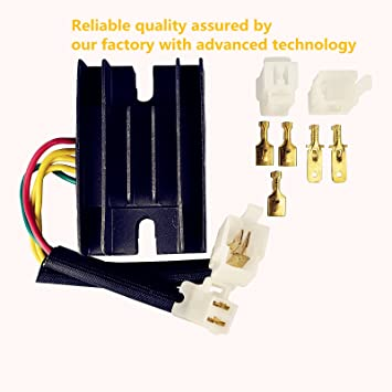 New Voltage Regulator Rectifier Fits Arctic Cat 250 300 1998 1999 2000-2003