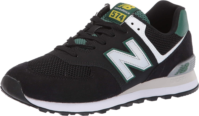 New Balance Men's 574 V2 Pebbled Sport Sneaker