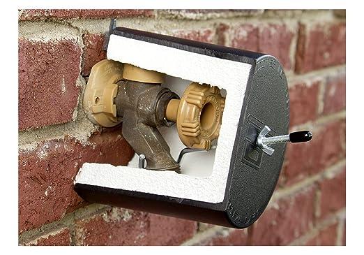 Plastic Oddities Freeze Cap (2 Pack) Outdoor Faucet Insulator Cover ...