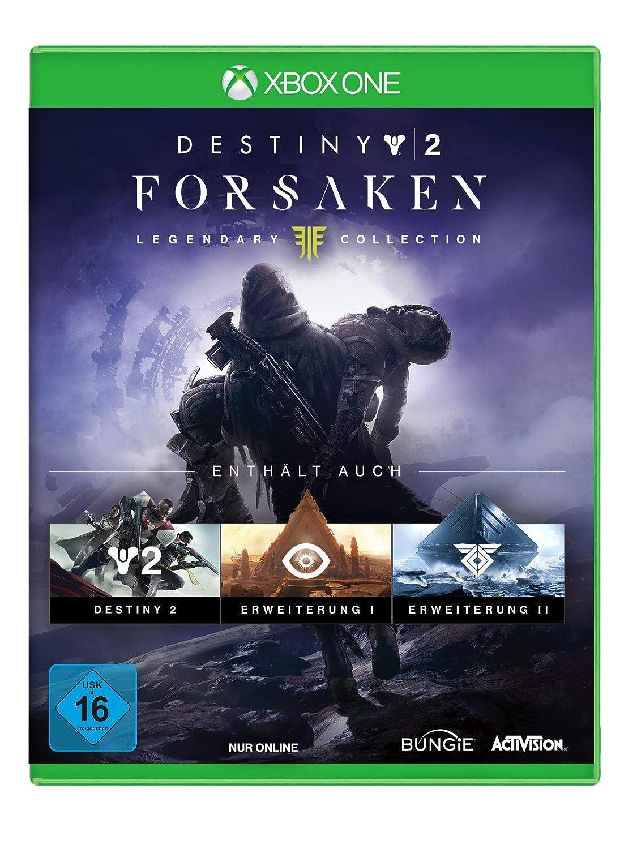 Destiny 2: Forsaken – Legendary Collection