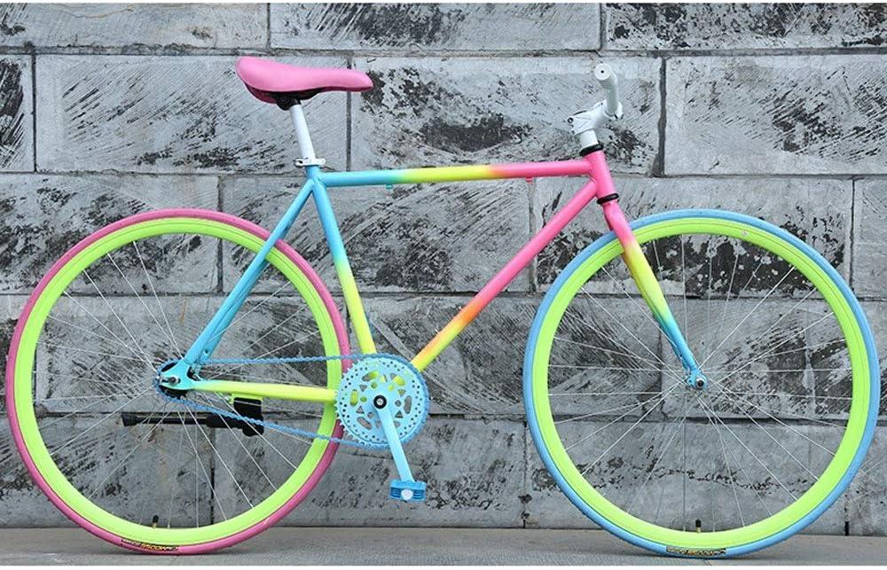 YXWJ 26 Pulgadas País de Bicicletas de montaña 30 Cortador de Bicicletas Estudiante de educación al Aire Libre for Hombre de la Bici del Camino de la Bici niñas Bicicletas (Color : C)