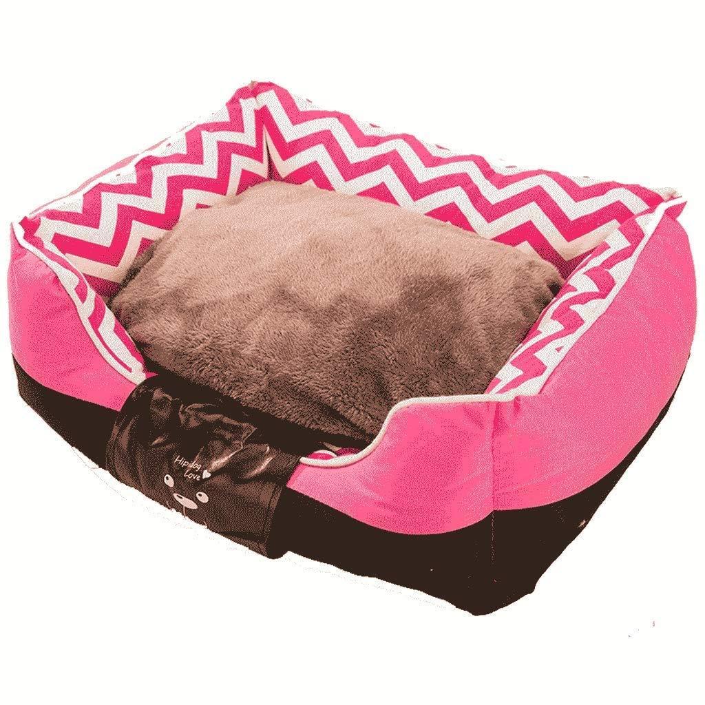 YYi-kuG-Kennels Pet Bed,Self-Warming Lounge Sleeper Pet Bed by YYi-kuG