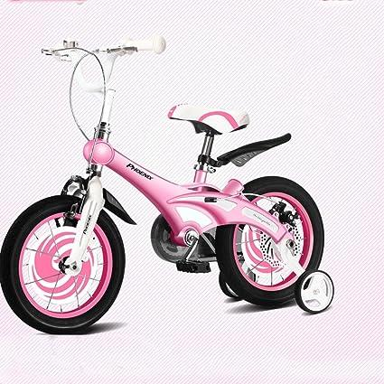 ZXUE Bicicleta plegable para niños 12/14/16 pulgadas Hombres y mujeres Bicicleta para