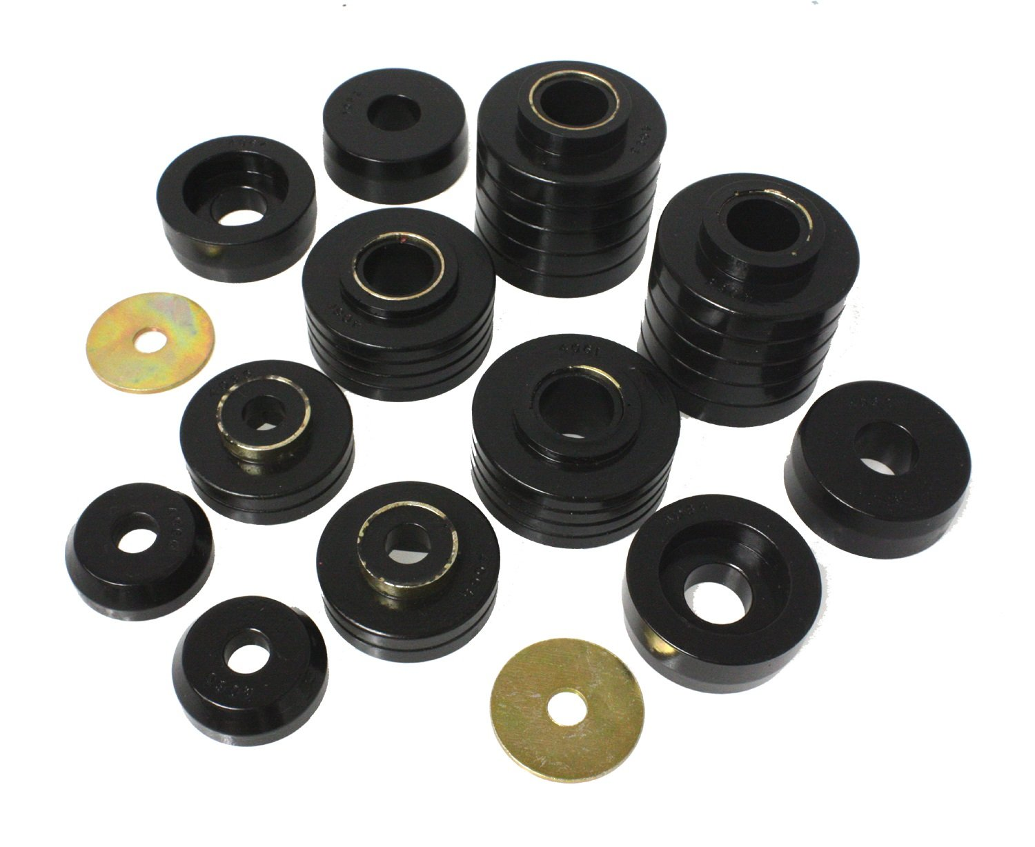 Energy Suspension 4.4107G Body Mounts for Ford Pickup