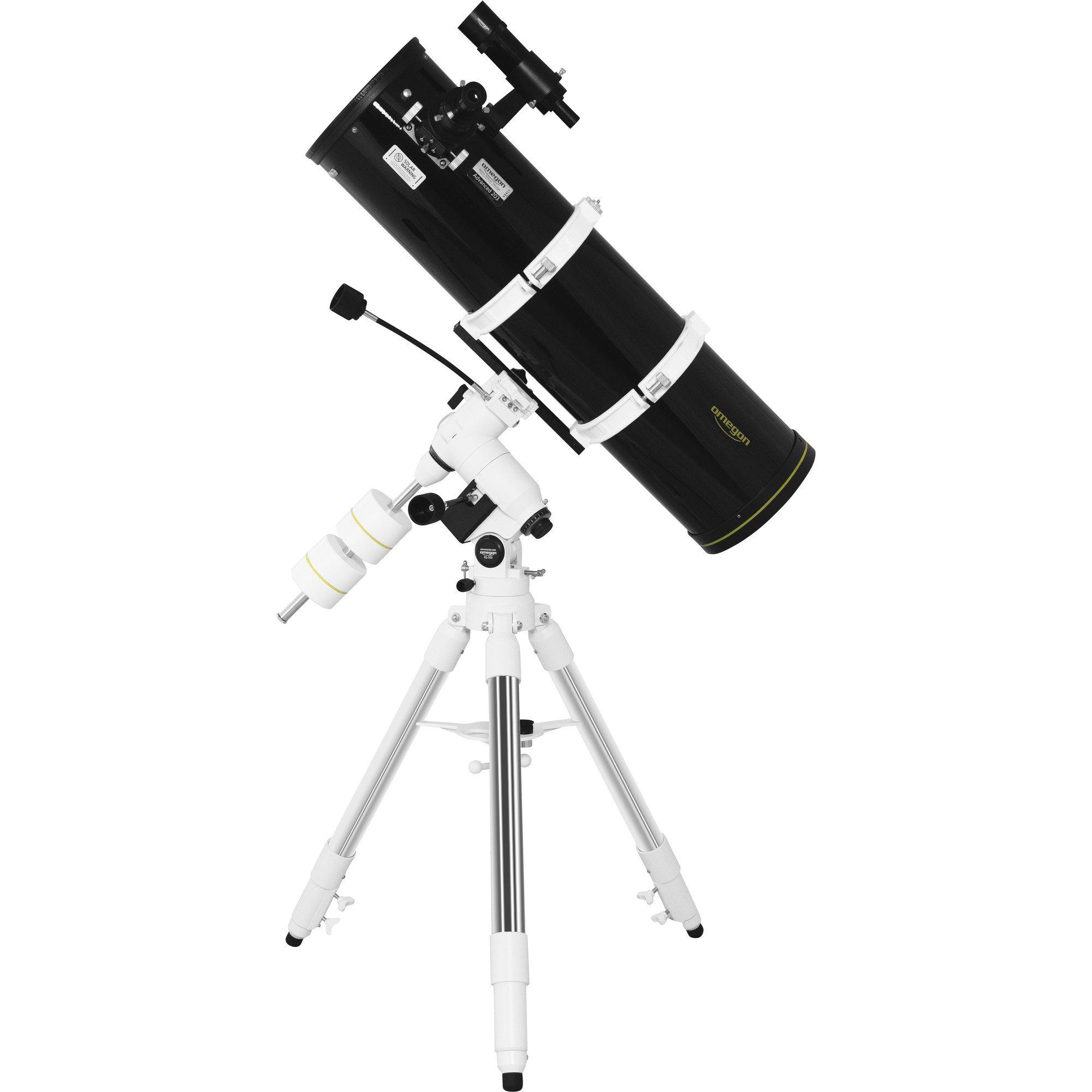 Omegon Telescope Advanced N 203/1000 EQ-500 by Omegon