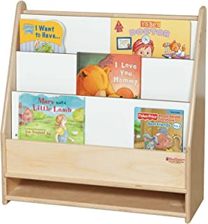 Wood Designs WD35100 Toddler Bookshelf