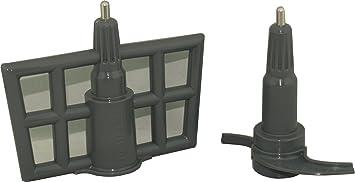 Amazon.com: Ninja Kitchen Systems Dough Hook Paddle Set for ...