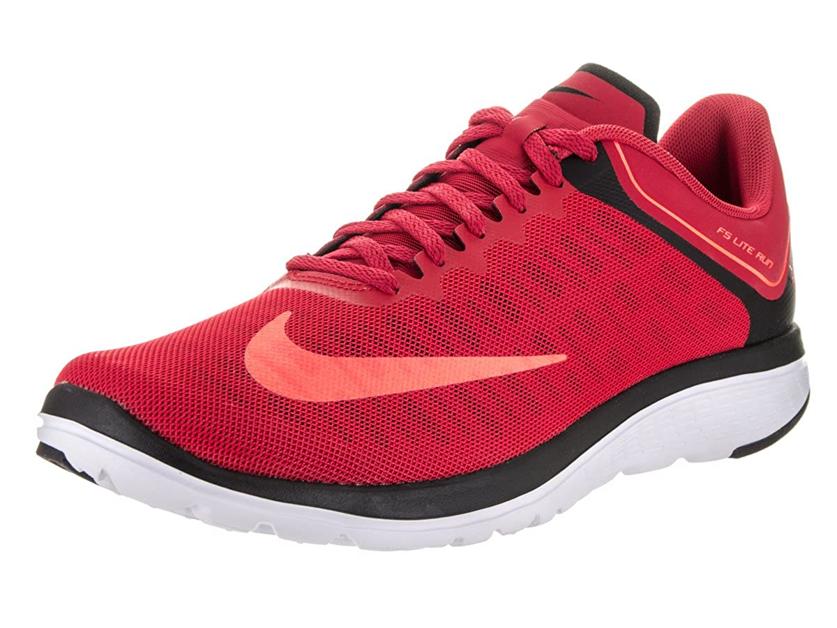 Buy Nike Men's FS Lite Run 4 University RedTotal Crimson