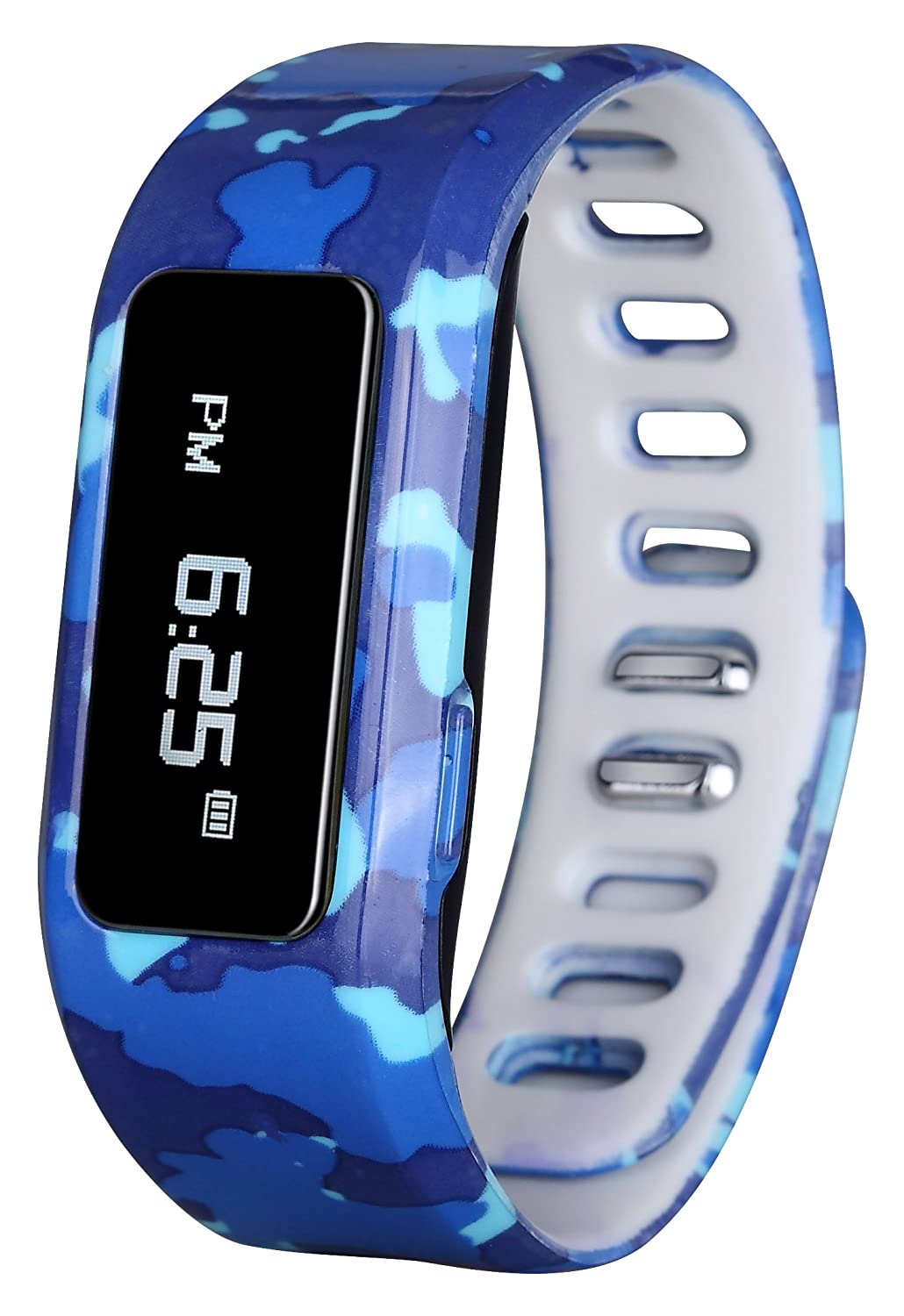 GabbaGoods GG-KAT-BCA Kids Fitness Watch Activity Tracker for Kids