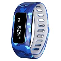 GabbaGoods GG-KAT-BCA Kids Fitness Watch Activity Tracker, Kids Smart Wristband...