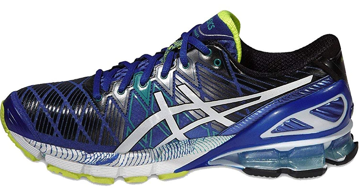 premium selection e4bed 445e3 Asics Gel Kinsei 5 Mens Running Trainers  Amazon.co.uk  Shoes   Bags