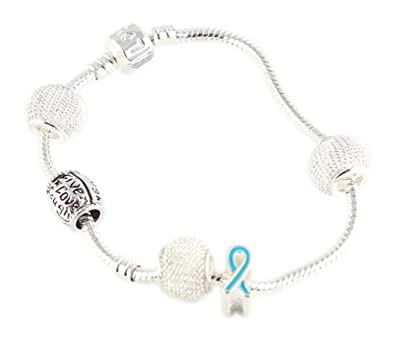pandora cancer charms