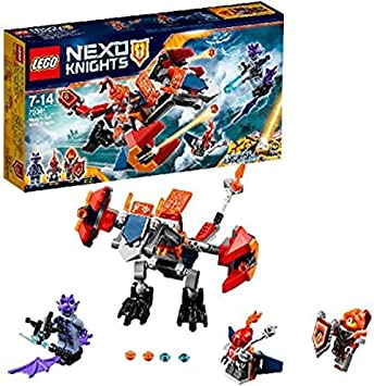 "LEGO 70361 /""Macy/'s Bot Drop Dragon/"" Construction Toy"