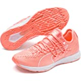 Puma Women'S Speed 300 Racer Wn'S Sneaker, Bright Peach-Peach Bud-Puma White