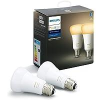 Philips Hue White Ambiance Pack 2 bombillas LED