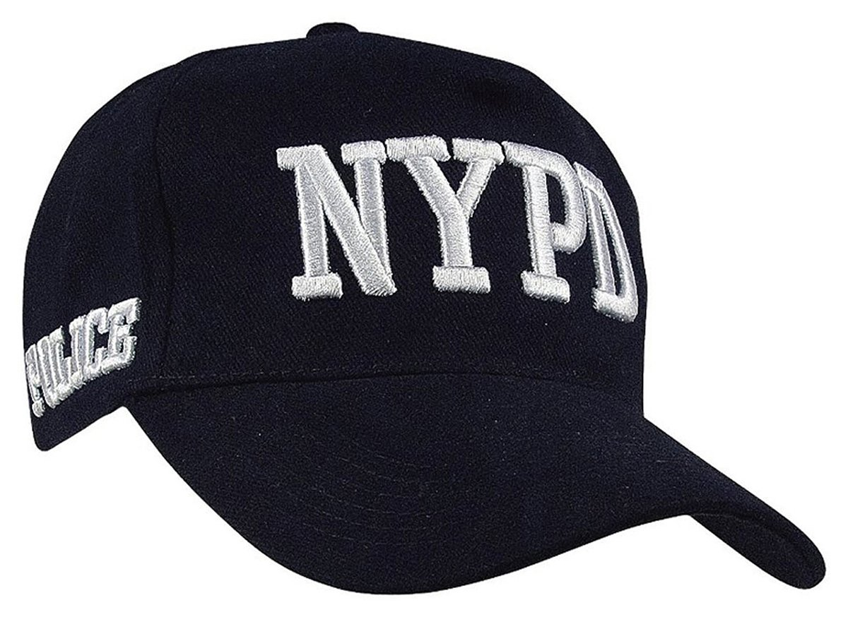 a4daf75b7 Amazon.com: Rothco Officially Licensed NYPD Adjustable Cap: Sports &  Outdoors