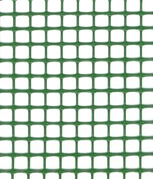Tenax 06798 Grillage Plastique Vert 1 x 5 m: Amazon.fr: Jardin