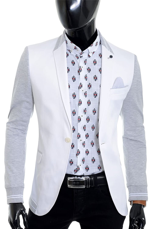 D&R Fashion Cipo & Baxx Mens Blazer Jacket Casual Formal ...